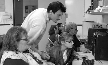 Equipe du service ducatif du centre les gen ts - Educateur technique specialise cuisine ...